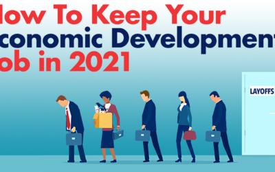 How to Keep your Economic Development Job in 2021